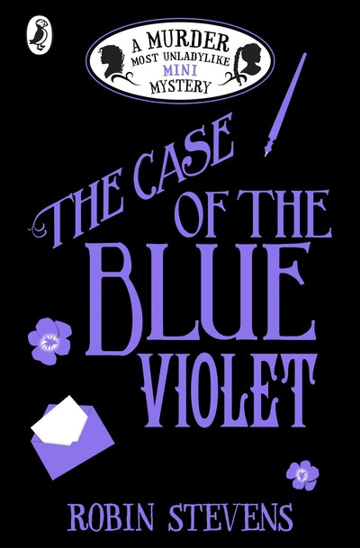 The Case of the Blue Violet