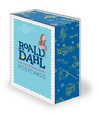 Roald Dahl Postcard Box