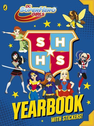dc super hero girls yearbook by puffin penguin books australia rh penguin com au High Resolution Clip Art Summer High Resolution Christmas Desktop Wallpaper