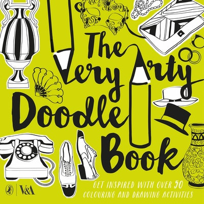 My Very Arty Doodle Book