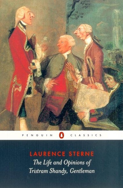 tristram shandy essay I liked this novel by mariadpettiford, october 12, 2017 the life and opinions of tristram shandy, gentleman is a novel by laurence sterne it was published in nine.