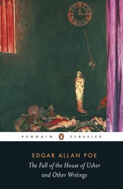 an analysis of the imagery of the supernatural in the fall of the house of usher by edgar allan poe The fall of the house of usher - analysis fall of the house of usher edgar allen poe's most fall of house of usher by edgar allan poe 1.