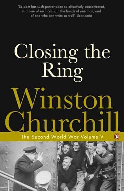 Closing The Ring Winston Churchill