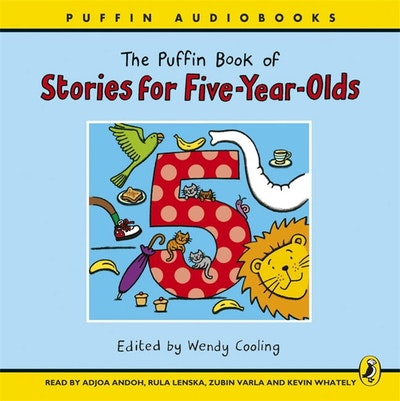 The Puffin Book Of Stories For Five-Year Olds