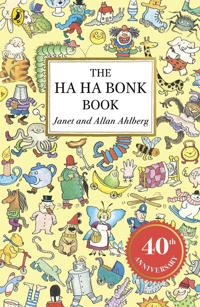 The Ha Ha Bonk Book