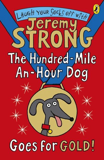 Hundred-Mile-An-Hour Dog Goes For Gold