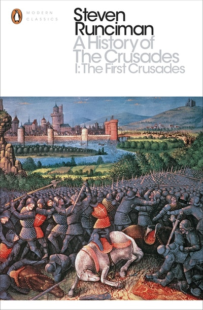 A History Of The Crusades I