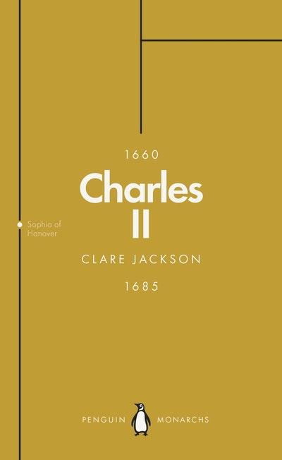 Charles II (Penguin Monarchs)