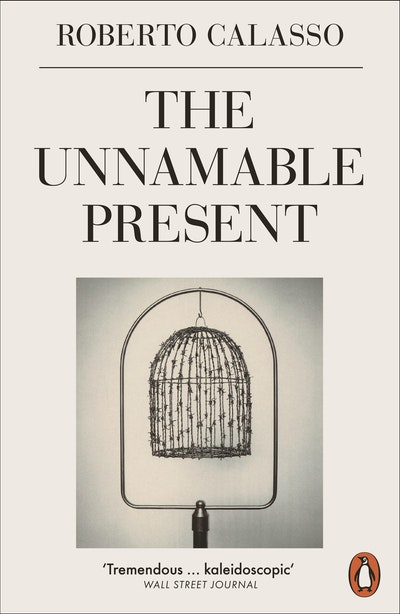 The Unnamable Present