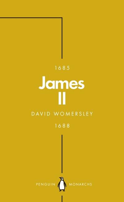 James II (Penguin Monarchs)