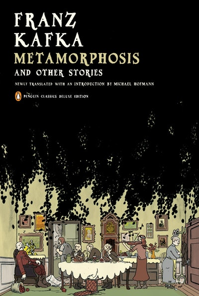 Metamorphosis And Other Stories (Penguin Classics Deluxe Edition)