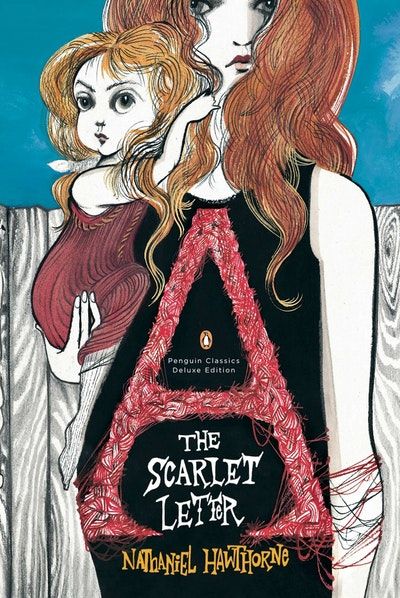 the scarlet letter (penguin classics deluxe edition) by nathaniel