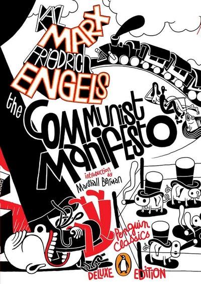 The Communist Manifesto (Penguin Classics Deluxe Edition)