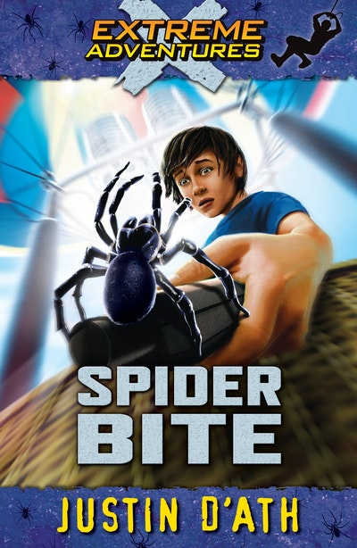 Spider Bite: Extreme Adventures
