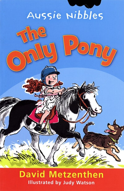 The Only Pony: Aussie Nibbles