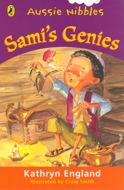 Sami's Genies: Aussie Nibbles