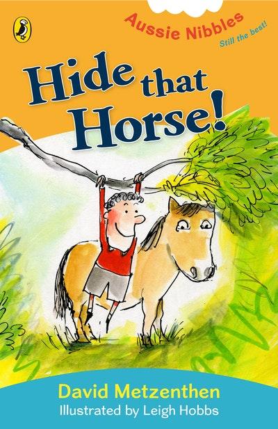 Hide That Horse!:Aussie Nibbles