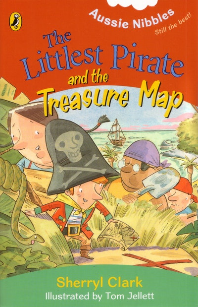 The Littlest Pirate and the Treasure Map: Aussie Nibbles