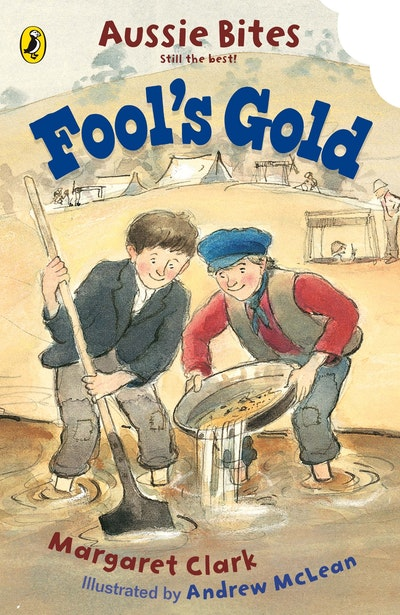 Fool's Gold: Aussie Bites