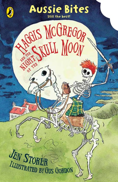 Haggis McGregor and the Night of the Skull Moon : Aussie Bites