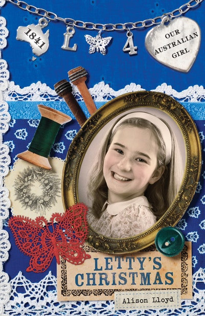 Our Australian Girl: Letty's Christmas (Book 4)