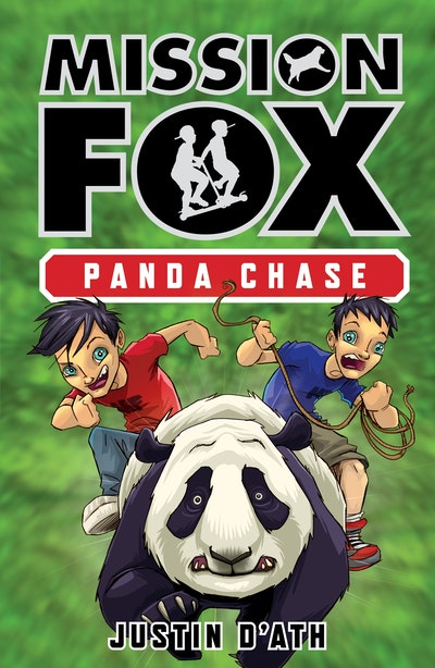 Panda Chase: Mission Fox Book 2