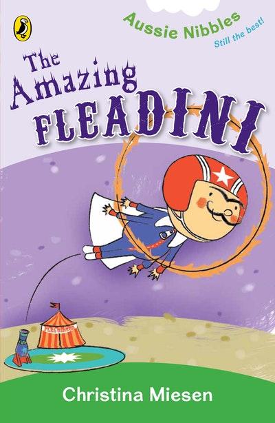 The Amazing Fleadini: Aussie Nibbles