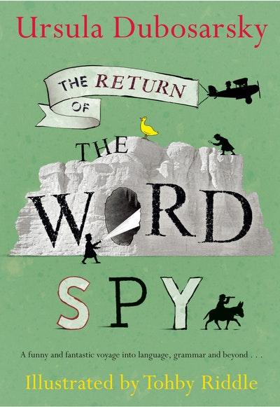 Return of The Word Spy (colour)