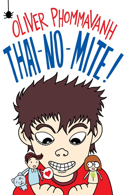 Thai-no-mite!