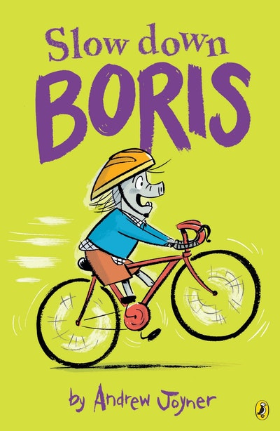 Slow Down Boris