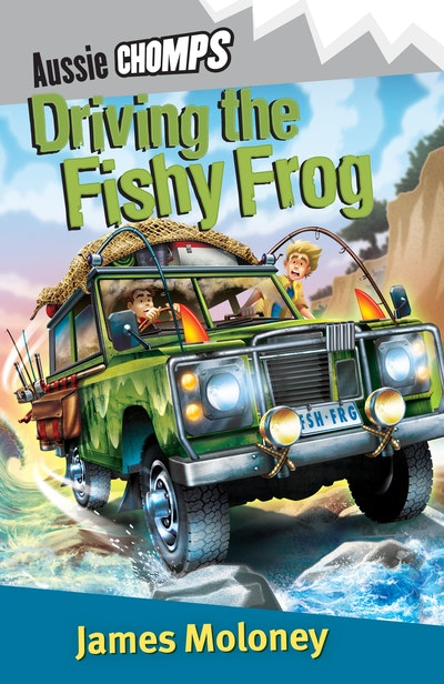 Driving the Fishy Frog: Aussie Chomps