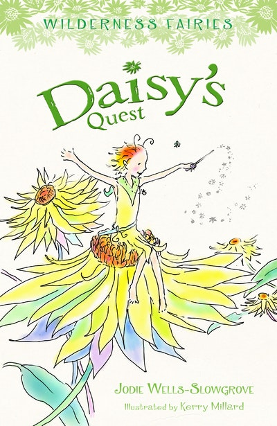 Daisy's Quest: Wilderness Fairies (Book 1)