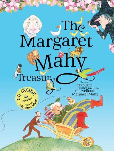 The Margaret Mahy Treasury + CD