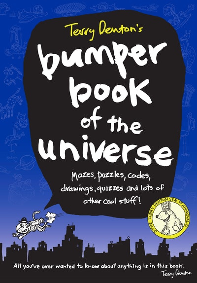 Terry Denton's Bumper Book of the Universe