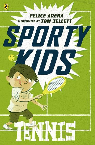 Sporty Kids: Tennis!