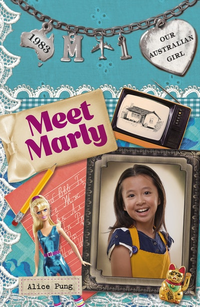 Our Australian Girl: Meet Marly (Book 1)