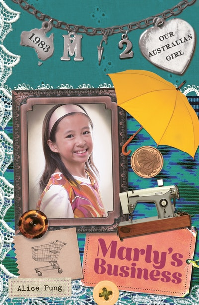 Our Australian Girl: Marly's Business (Book 2)