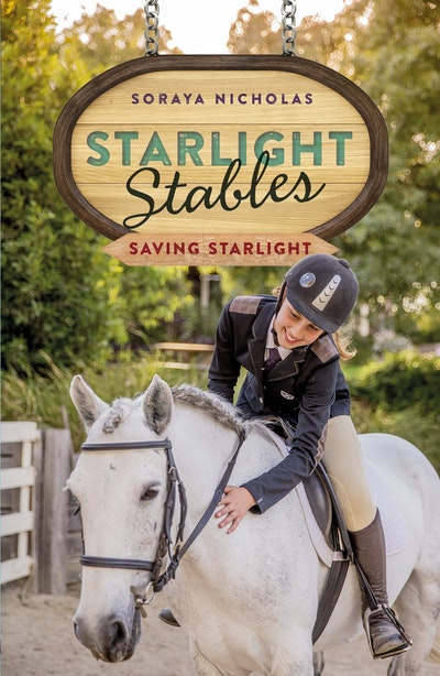 Starlight Stables: Saving Starlight (Book 4)