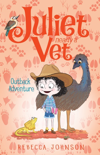 Outback Adventure: Juliet, Nearly a Vet (Book 9)