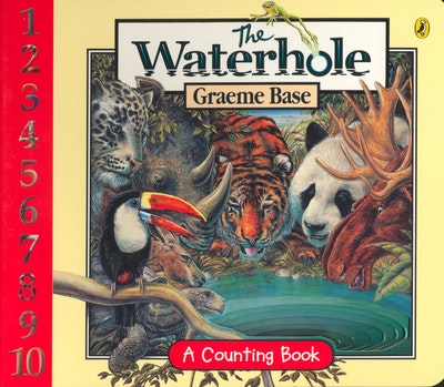 The Waterhole Board Book