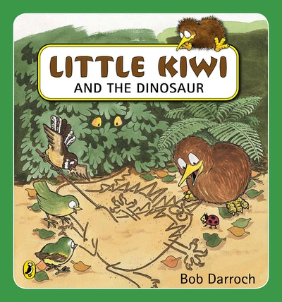 Little Kiwi and the Dinosaur