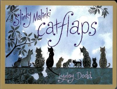 Slinky Malinki Catflaps