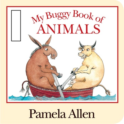 My Buggy Book of Animals
