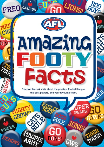 AFL: Amazing Footy Facts