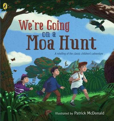 We're Going On a Moa Hunt