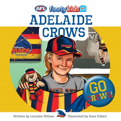 AFL: Footy Kids: Adelaide Crows