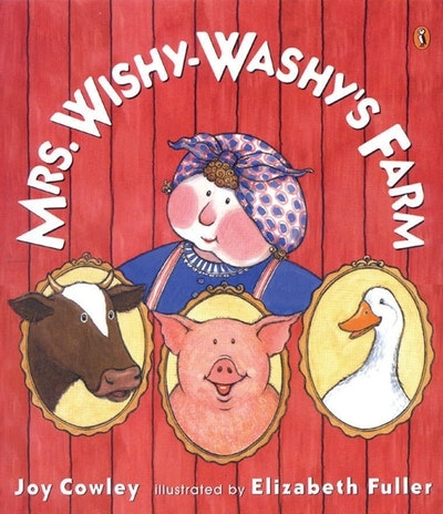 Mrs Wishy Washy's Farm