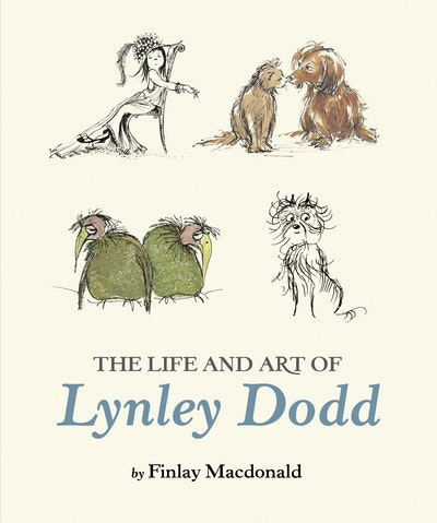 The Life and Art of Lynley Dodd