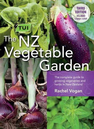 The Tui New Zealand Vegetable Garden