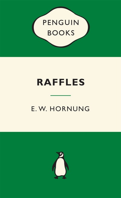 Raffles: Green Popular Penguins